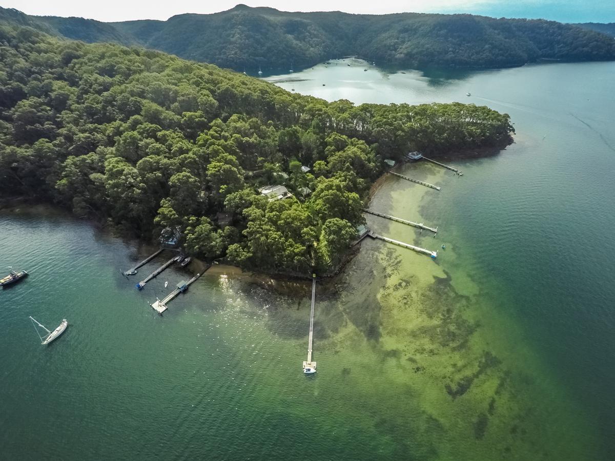 Swan Lake on the waters of Wyndella
